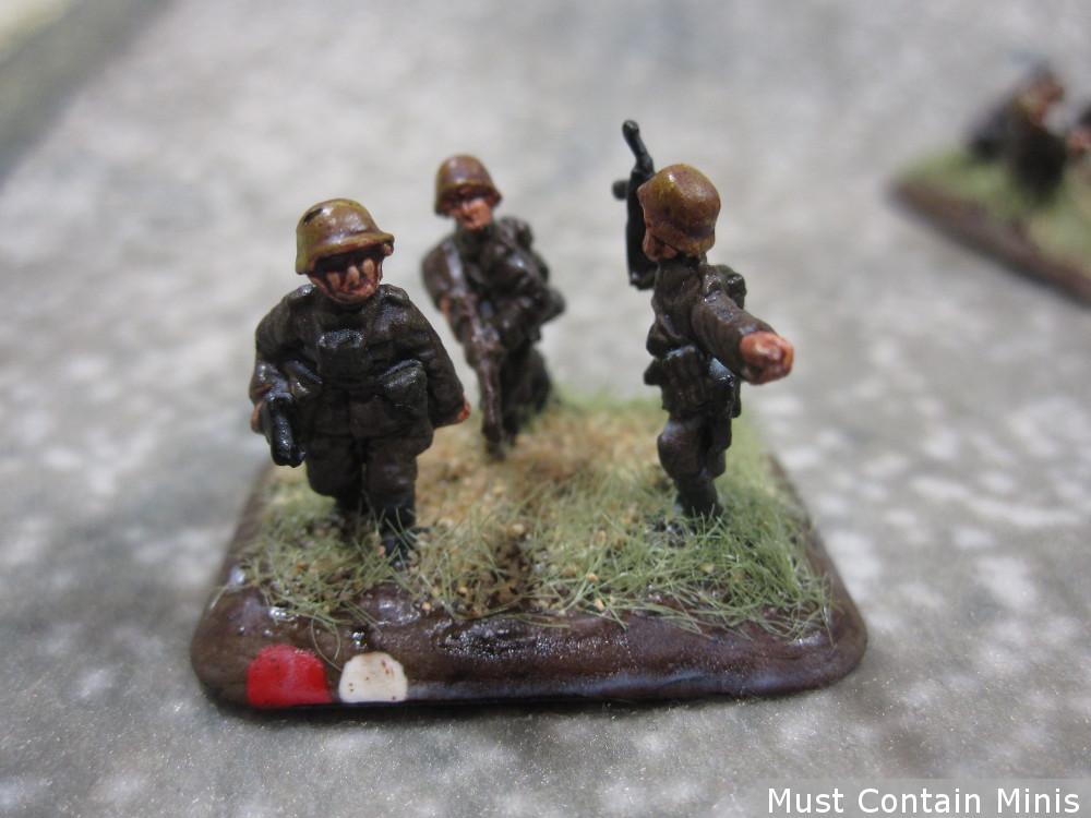 German Artillery Commander
