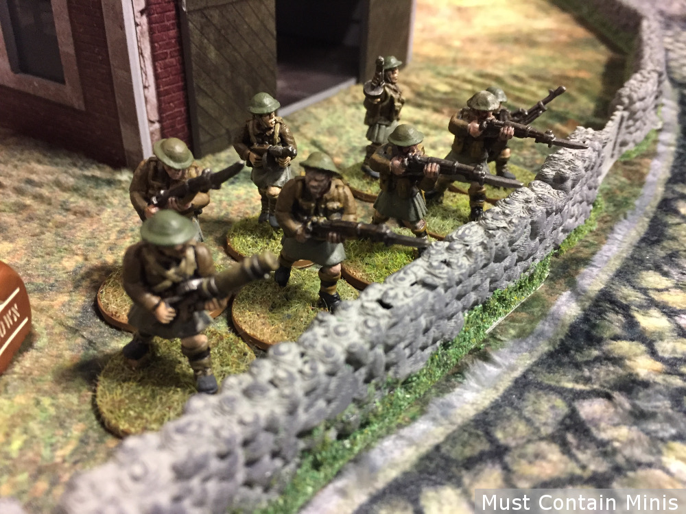 British Commandos by Pulp Figures for 28mm WW2 Bolt Action