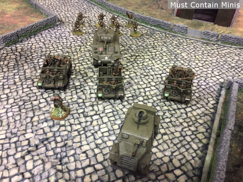 British Bolt Action Army on Parade (1000 Points)
