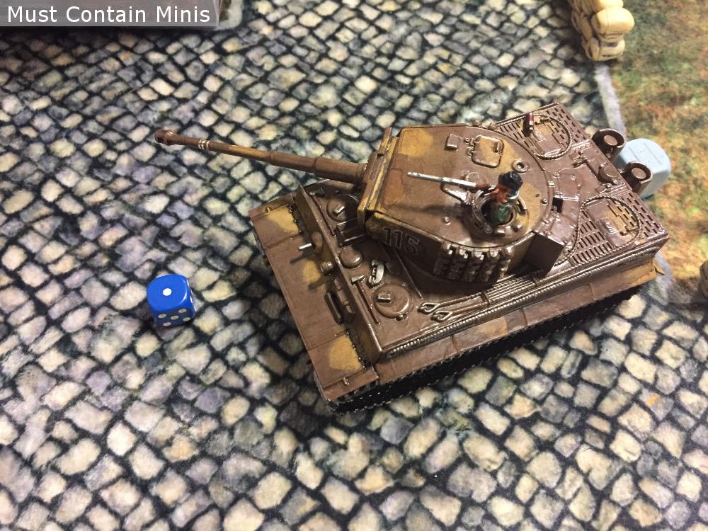 Warlord Games Tiger Tank