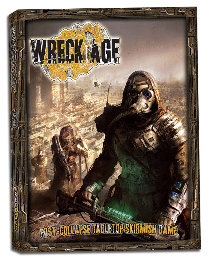 Wreck Age 2nd Edition by Hyacinth Games (Initial Thoughts)