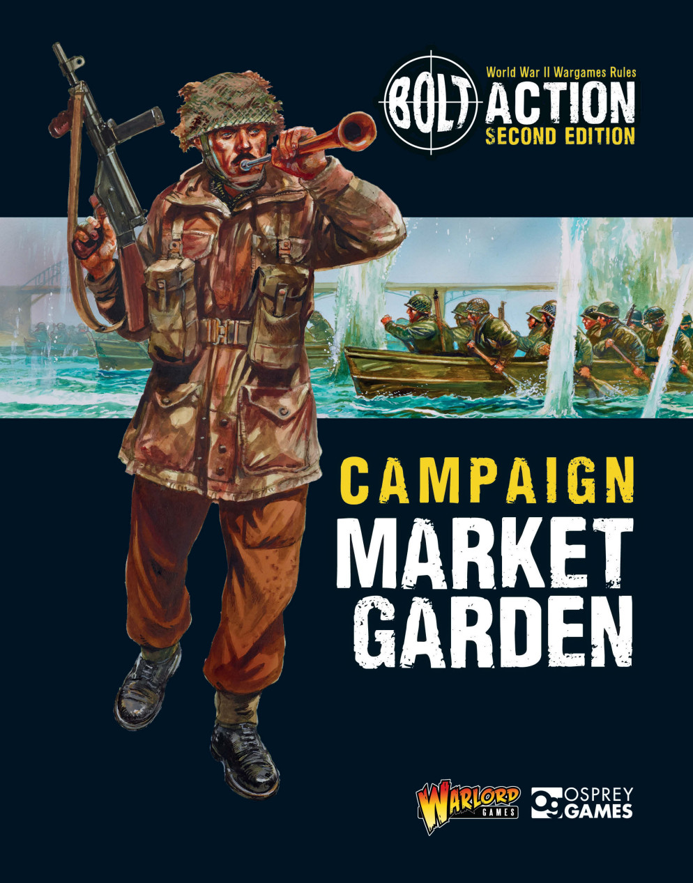 Bolt Action Campaign Market Garden Review