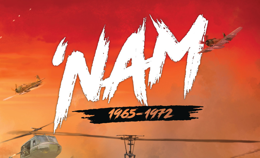 Spotlight on 'NAM: The Vietnam War Miniatures Game