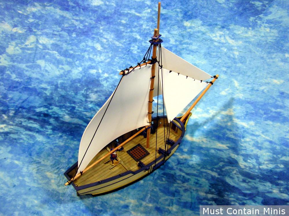 Model Ship - Sloop