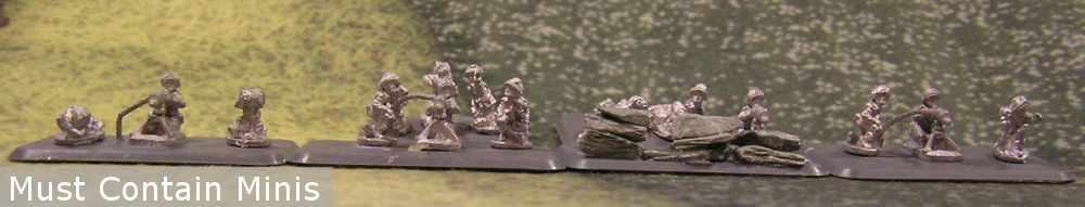 British MMG Platoon from Flames of War