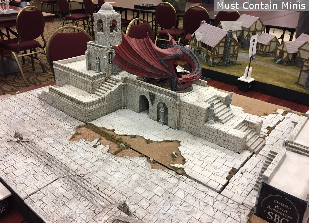 Games Workshop Terrain for the Hobbit