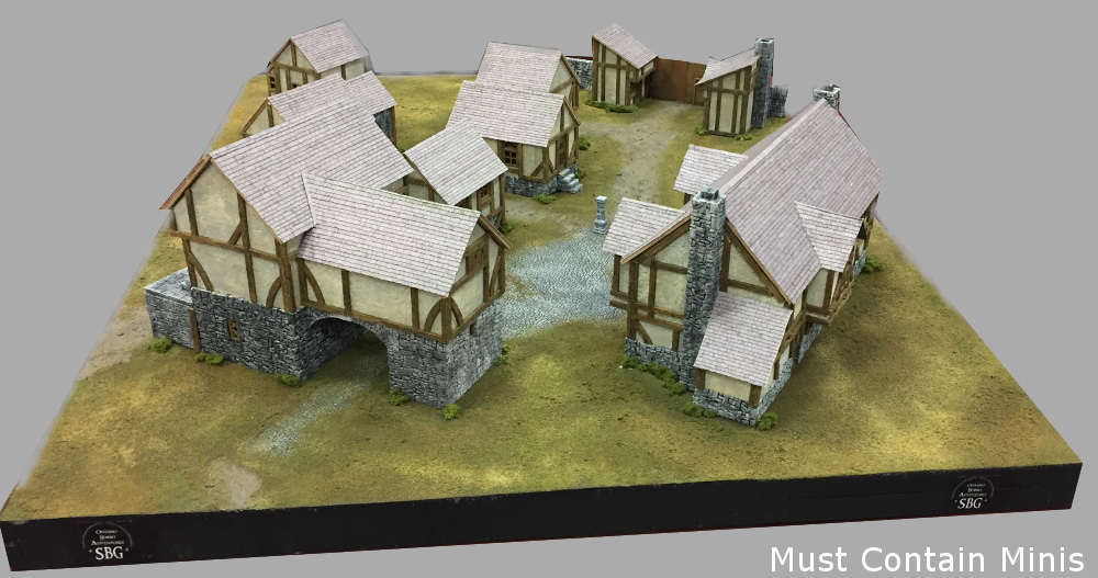 Games Workshop The Hobbit Miniature Strategy Game Battle Board - Terrain