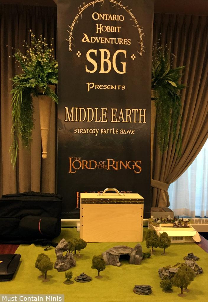Hobbit Battle Boards – Ontario Hobbit Adventures (at Hotlead 2018)