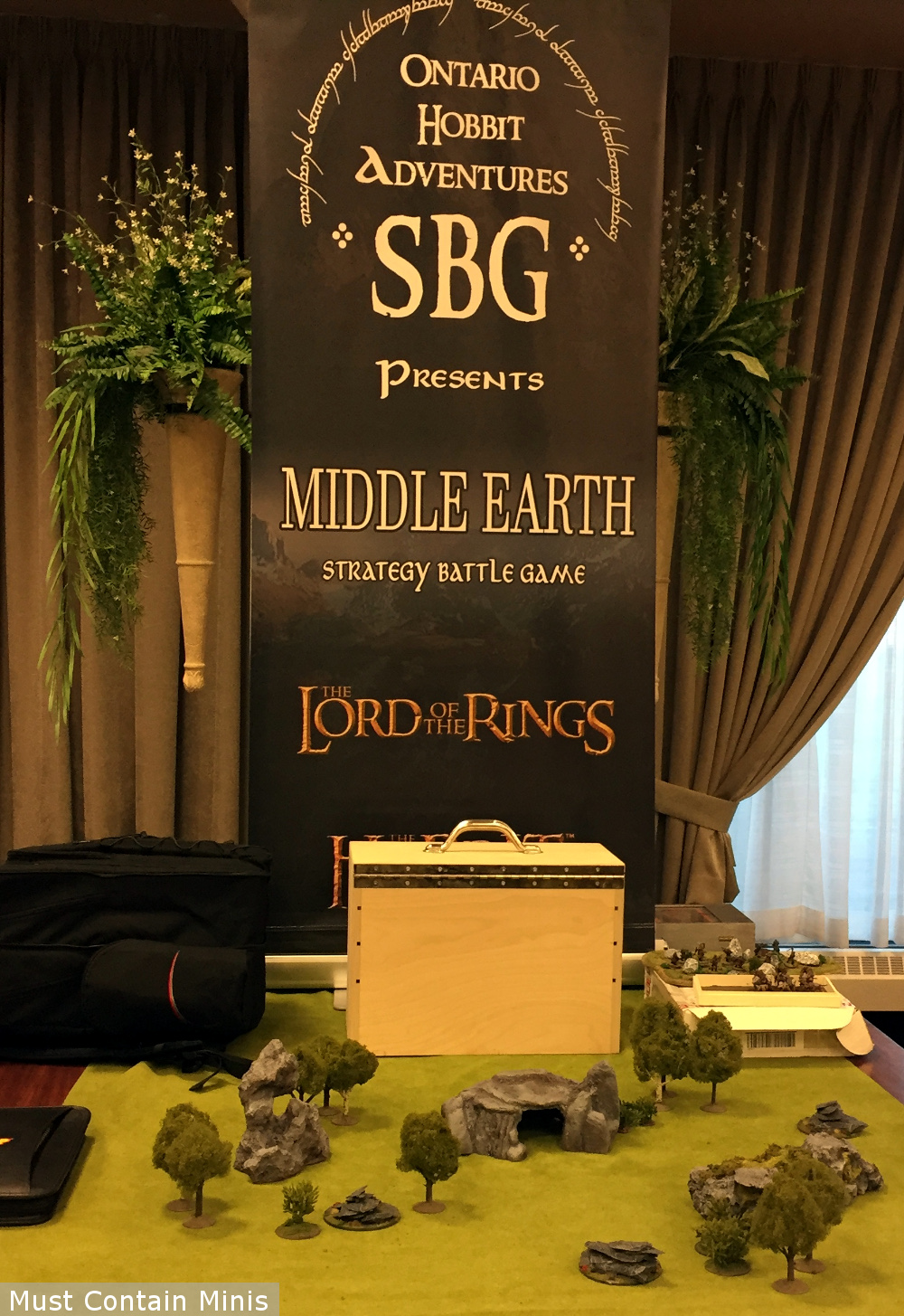 Hobbit Battle Boards – Ontario Hobbit Adventures (at Hotlead 2018)