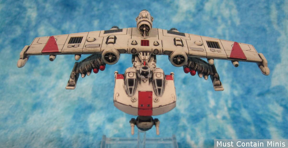 K-Wing Star Wars Miniature by Fantasy Flight Games