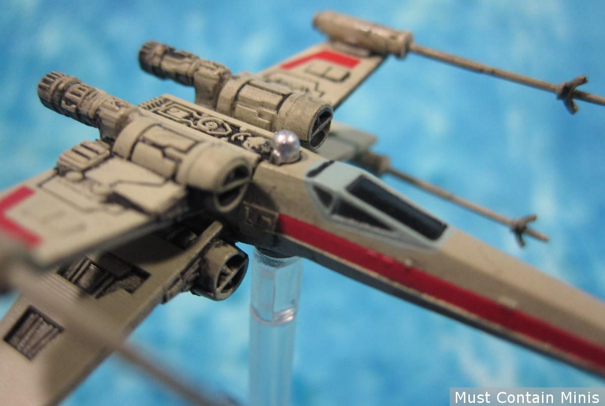 X-Wing Miniature by Fantasy Flight Games - Showcase