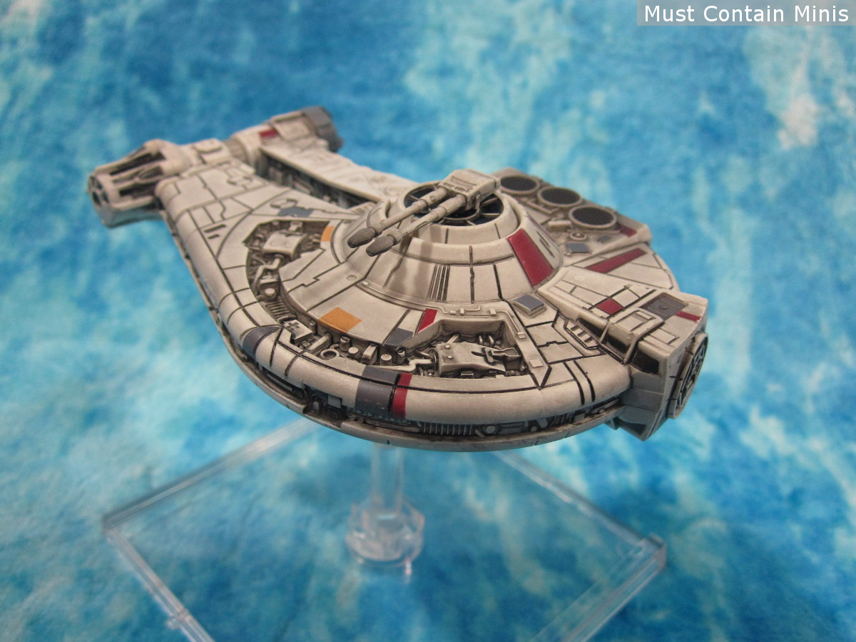 YT-2400 X-Wing Miniature Showcase - Miniature by Fantasy Flight Games
