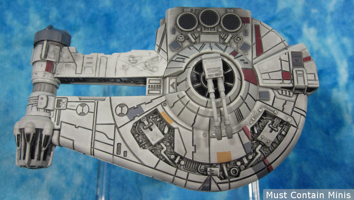 YT-2400 Freighter Miniature from X-Wing Miniatures