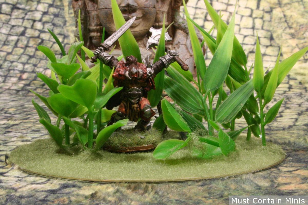 Ghost Archipelago Barbarian Heritor