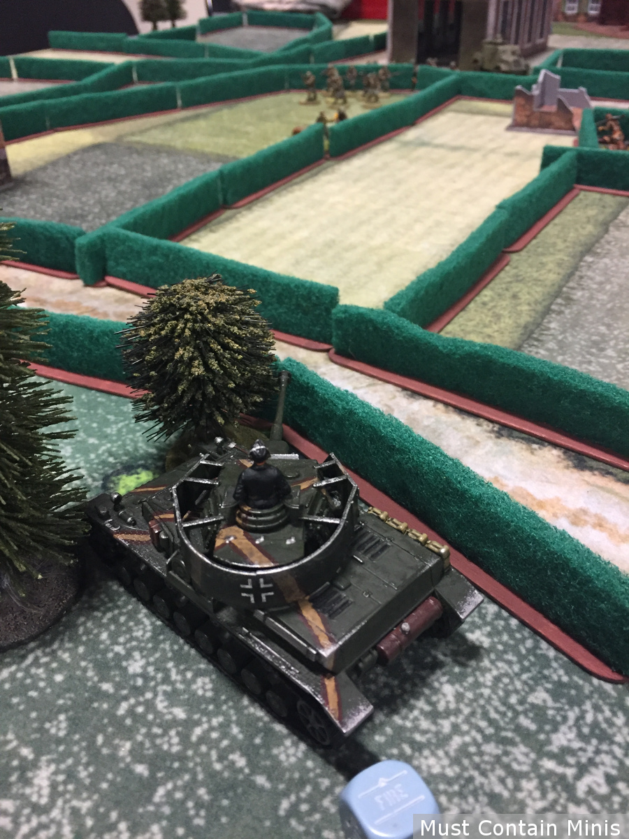 German Panzer IV by Warlord Games