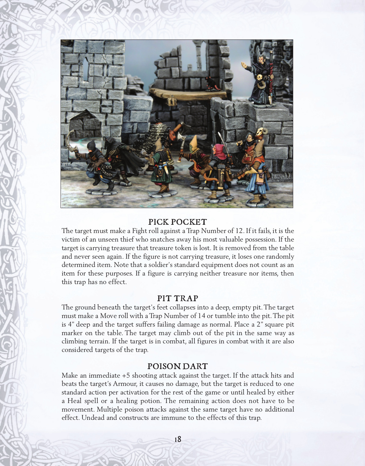 Frostgrave: Into the Breeding Pit Page Preview