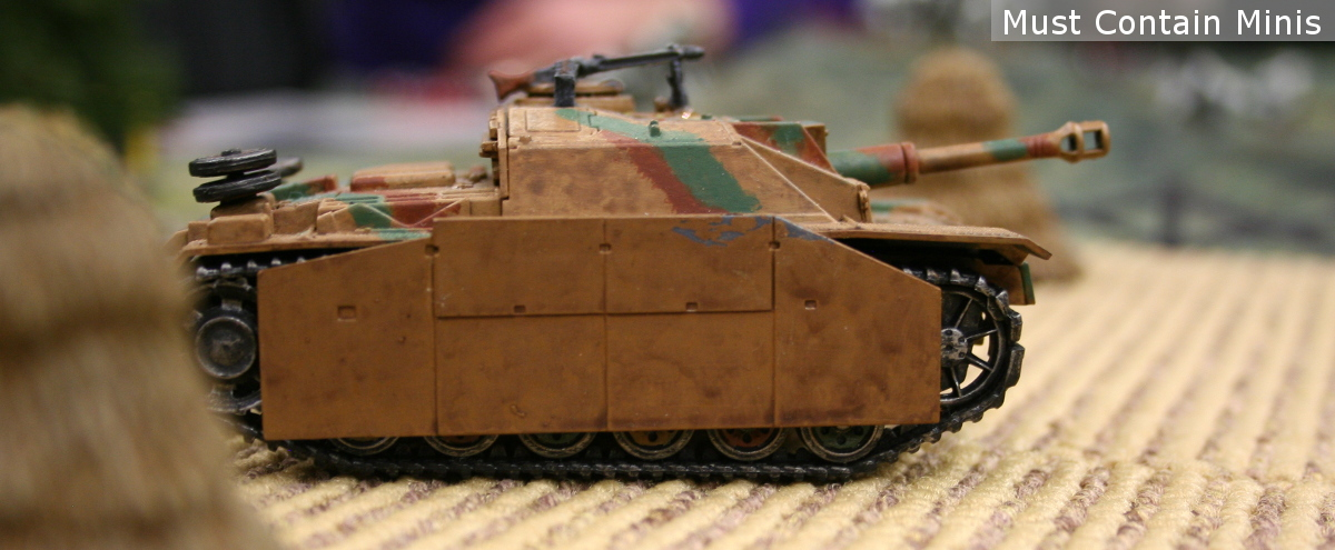 Bolt Action Painted StuG