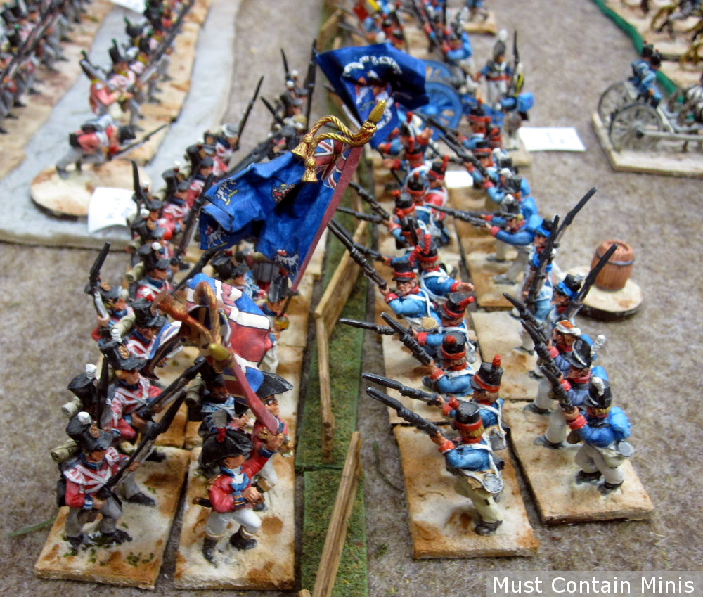 Hotlead 2018 - War of 1812 Battle Report