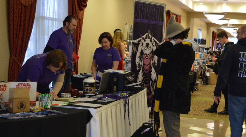 SkyCon Light 2018 - Kitchener Ontario Gaming Convention