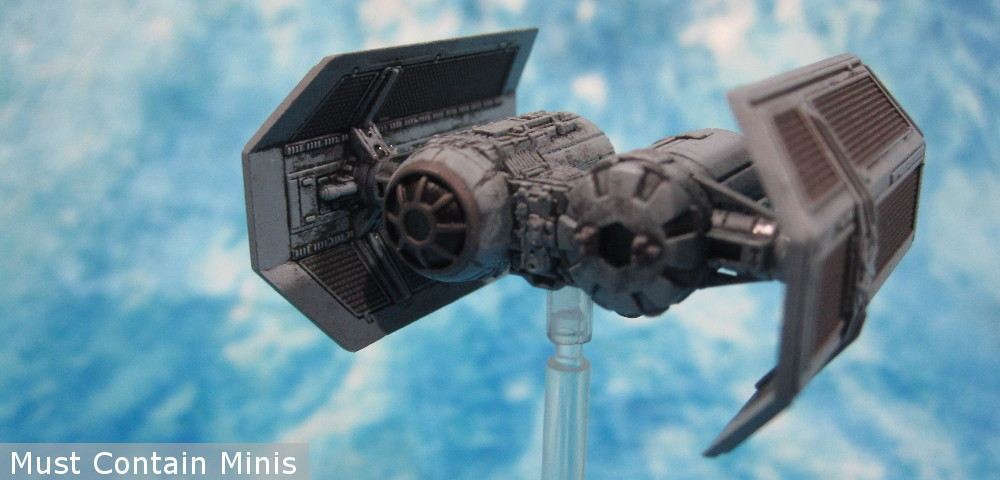 Showcase of Imperial XWing Miniatures