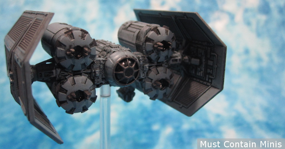 TIE Punisher for X-Wing the Miniatures Game by Fantasy Flight Games