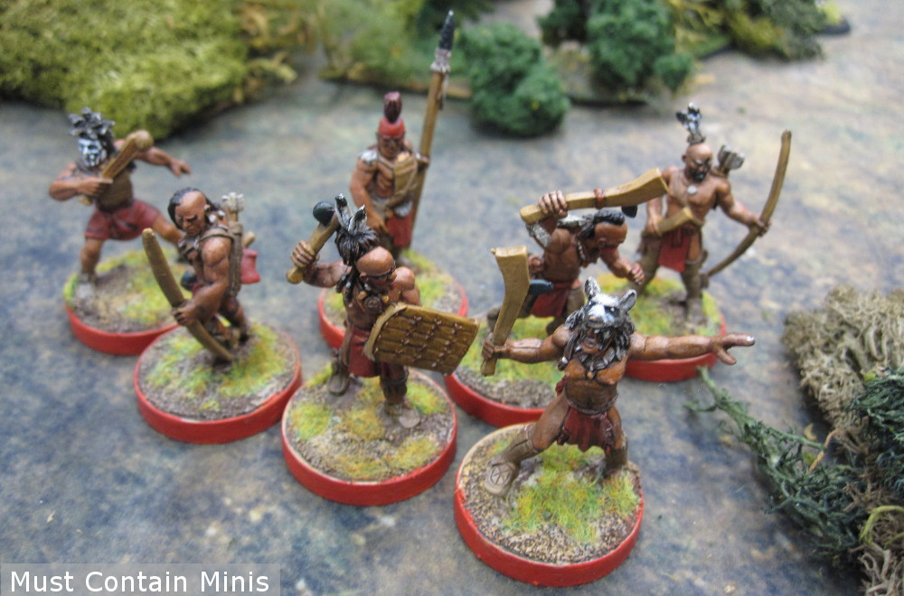 Flint and Feather Warband - Crucible Crush