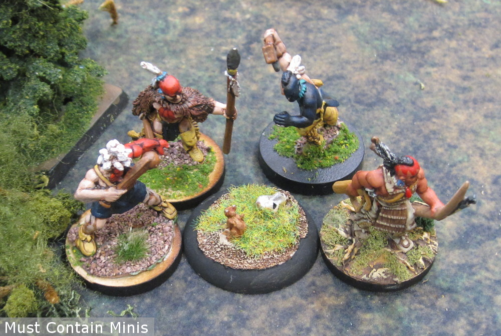 Flint and Feather Battle Report - by Crucible Crush