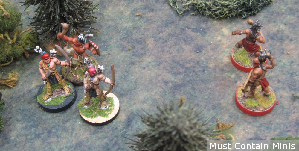 Flint and Feather Battle Report
