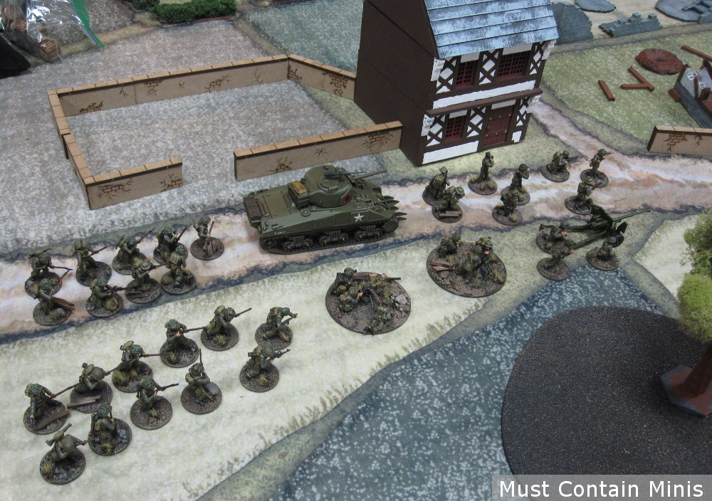 Canadian Army in Bolt Action 28mm WW2 - 1000 points