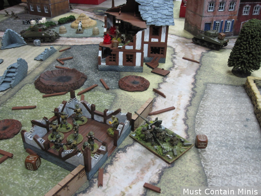 Tanks Enter the Bolt Action Game