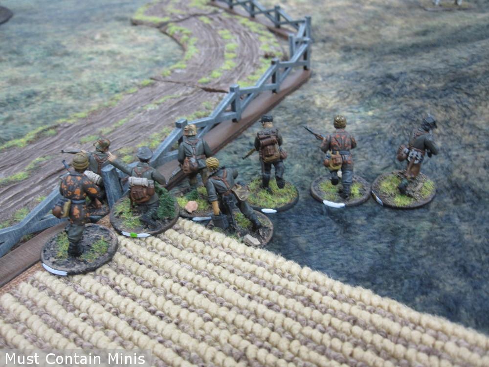 German Soldiers in Market Garden - Bolt Action