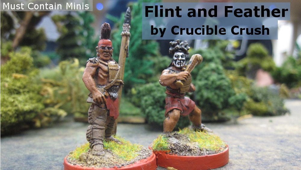 Playing Flint and Feather