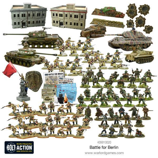 Battle for Berlin two player starter set.
