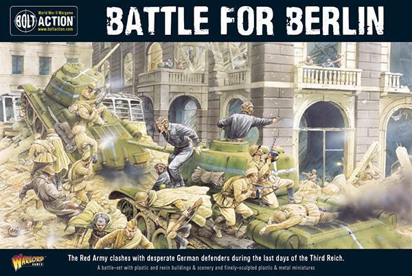 Battle for Berlin WW2 28mm starter set