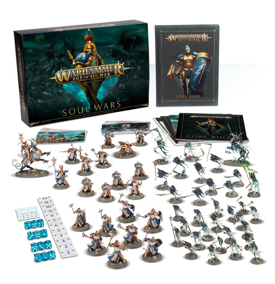 Age of Sigmar Soul Wars Starter Set