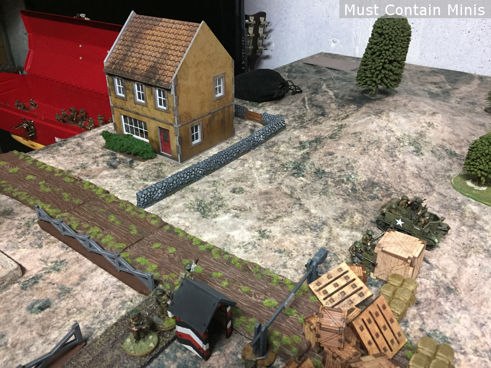Sniper in the House - Bolt Action AAR
