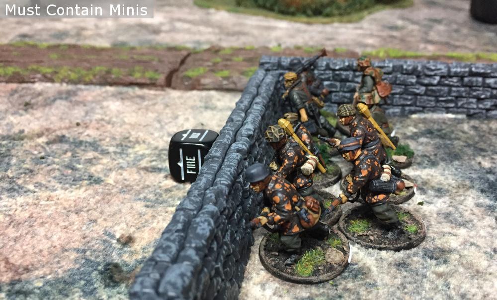 German Infantry Bolt Action