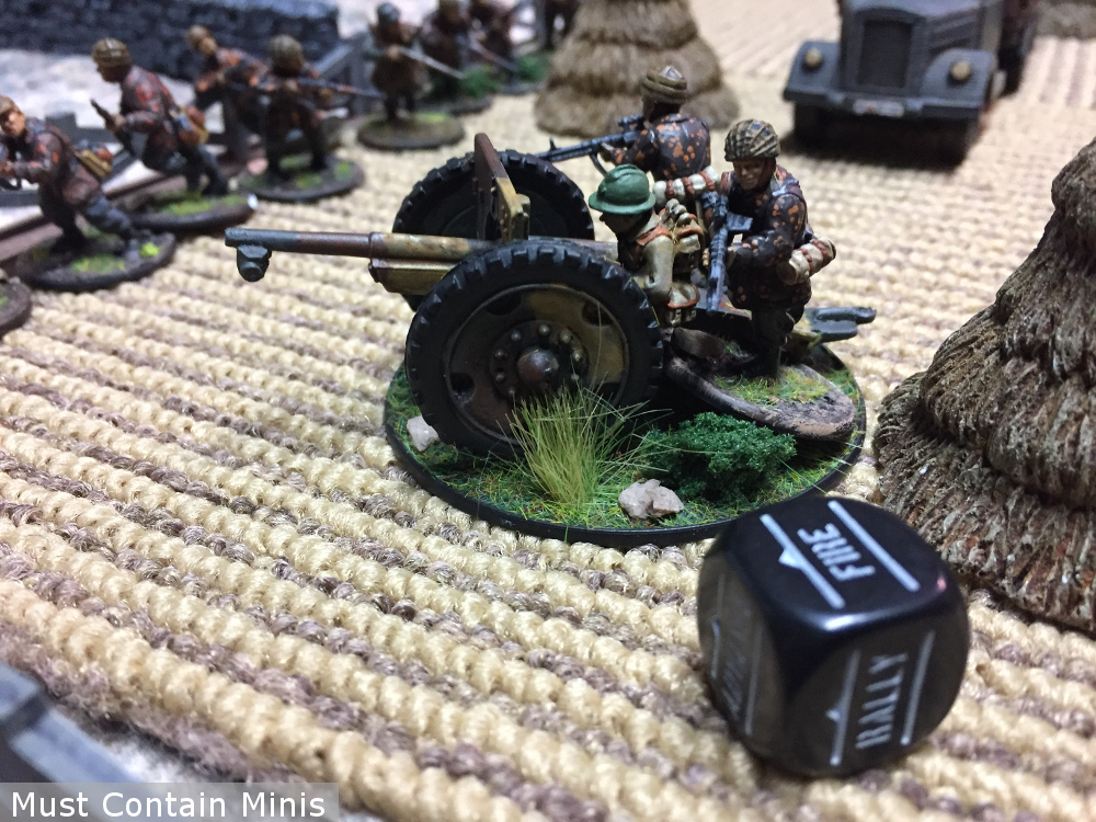 A Howitzer in Bolt Action