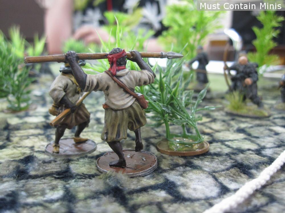 Vikings vs Spaniards - Frostgrave Ghost Archipelago Battle Report