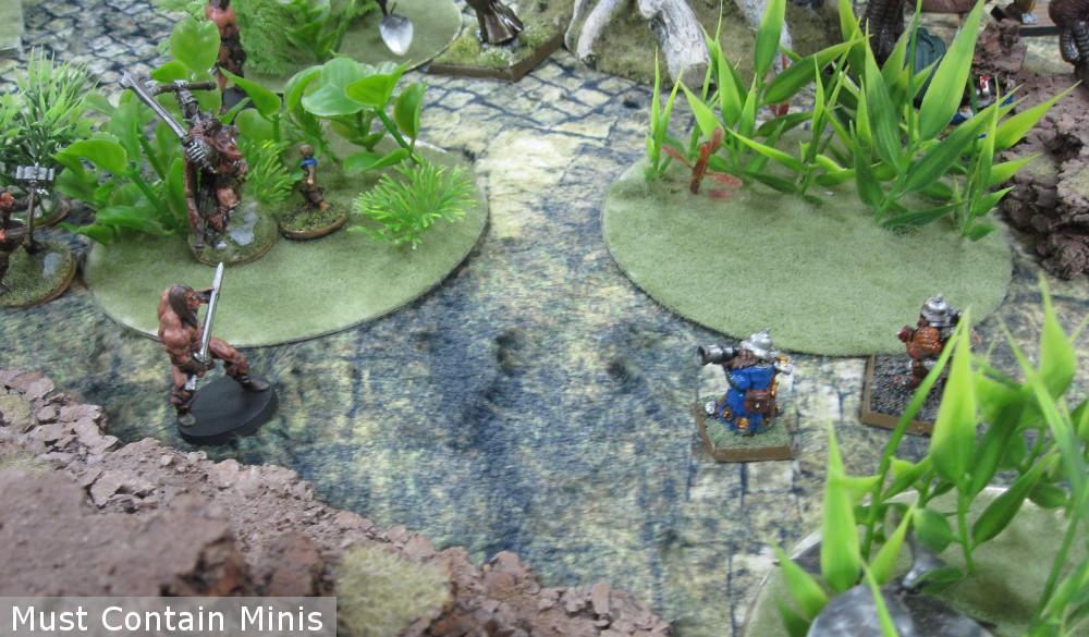 Frostgrave GA Battle Report