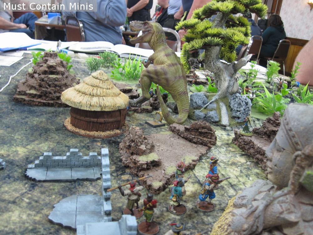Ghost Archipelago Battle Report