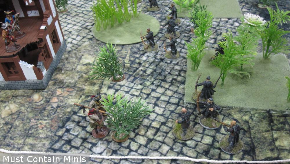 Ghost Archipelago AAR - Battle Report
