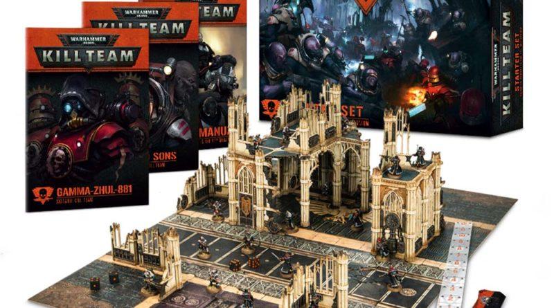 Warhammer 40,000 Kill Team Starter Set