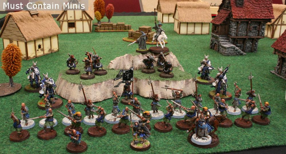 Hobbit Army