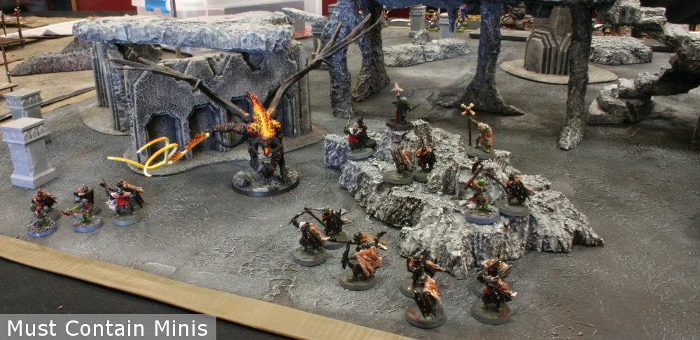 Evil Hobbit Army