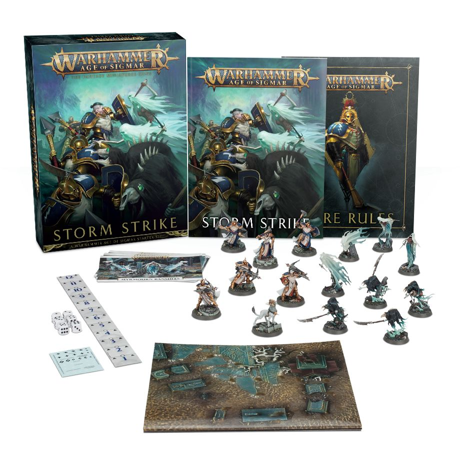 GW Storm Strike Age of Sigmar Starter Set