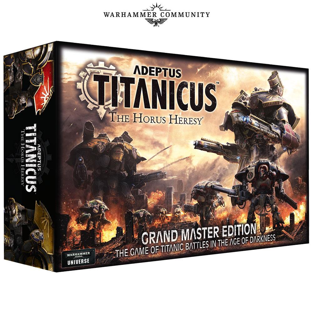 Titanicus Starter Set