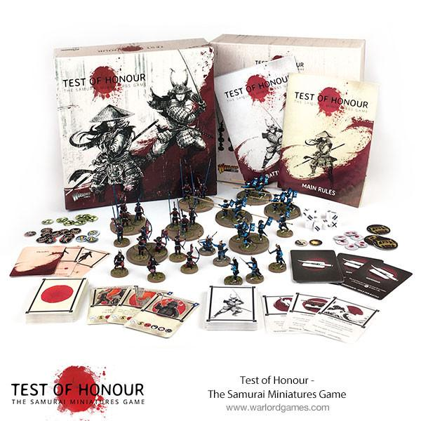 Test of Honour 2-player Starter Set