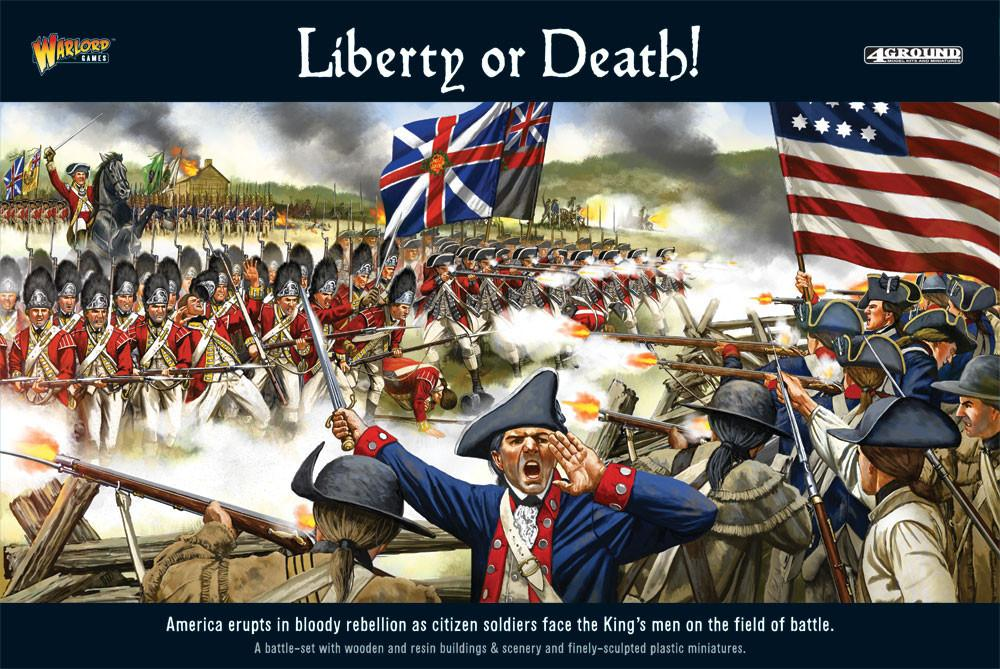Liberty or Death Starter Set - Black Powder