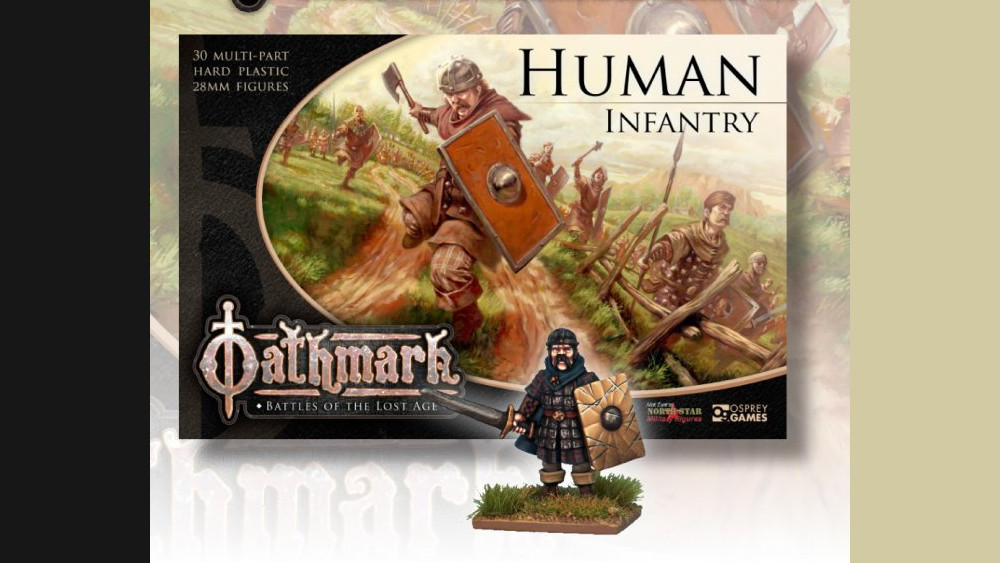 Oathmark Humans by North Star Military Figures